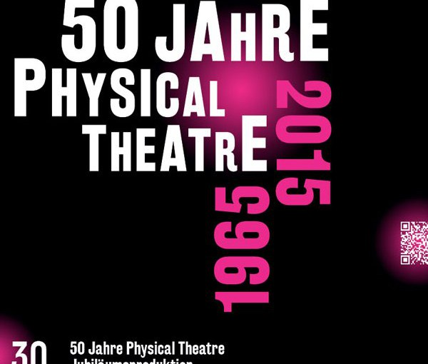 50 Jahre Folkwang Physical Theatre Fifty! Fifty!! Fifty!!! mit Peter Siefert am 17. und 18. April im Pina Bausch Theater