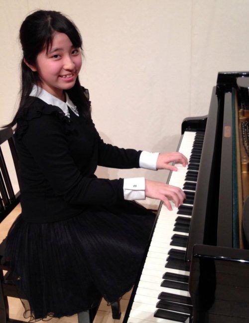 Kaoru Seto, Klavier