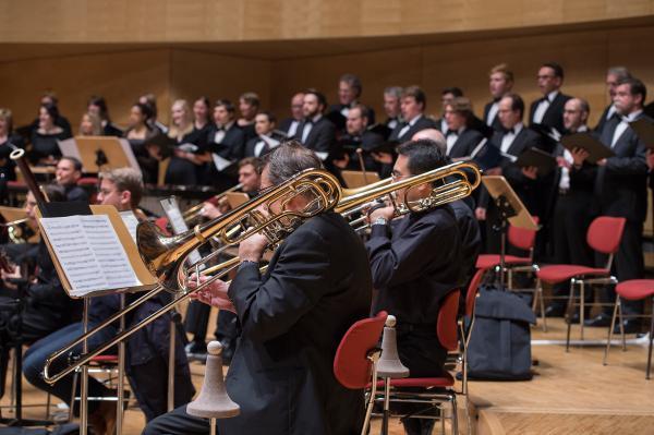 3. Sinfoniekonzert der Essener Philharmoniker