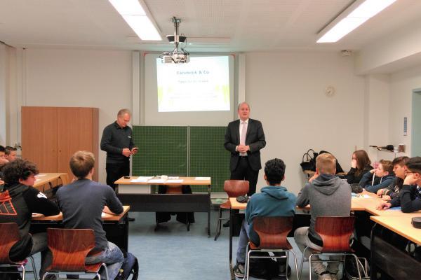 Matthias Hauer_Medienkompetenztraining Holsterhausen