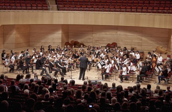Dritter Philharmonietag der Folkwang Musikschule