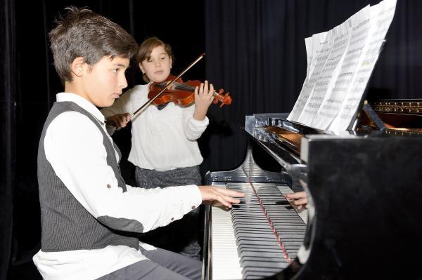 Musikschule in der Philharmonie
