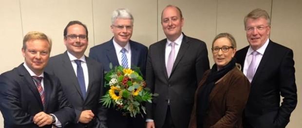 Jörg Uhlenbruch neuer Vorsitzender der CDU-Ratsfraktion