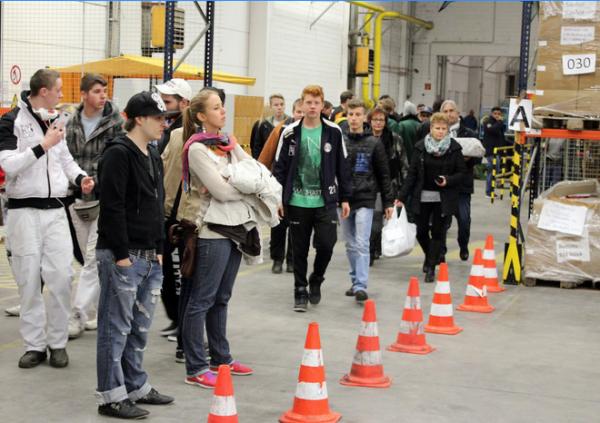 Tag der offenen Werkstatt 2015: Jugendberufshilfe lädt zur Leistungsschau