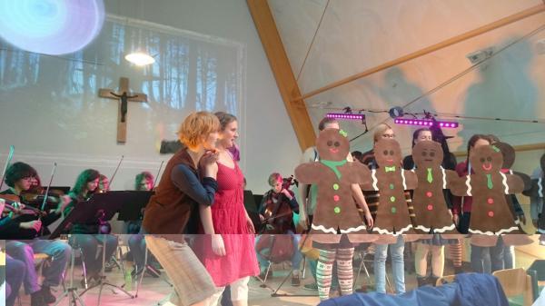 Hänsel und Gretel – Ein Singspiel für Kinder
