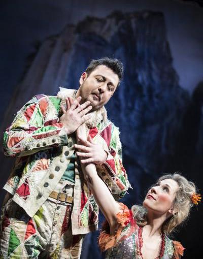 """""""Ariadne auf Naxos"""" als Blick hinter die Kulissen des Theaters"""