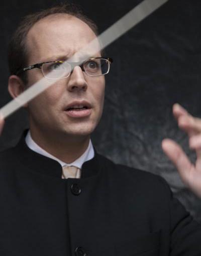 Alexander Eberle, künstlerischer Leiter der Stiftung Chorforum Essen wird neuer Chordirektor am Musiktheater im Revier