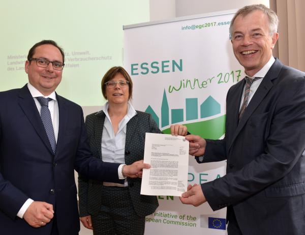 Grüne Hauptstadt Projekt als Bewährungsauflage für Umweltdezernentin? – Essens Oberbürgermeister widerspricht WAZ-Bericht