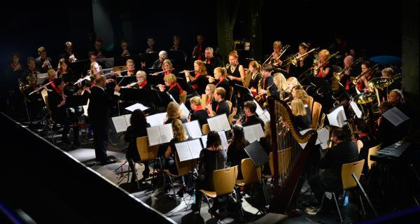 Abschlusskonzert des 2. Orchestertreffens der Liebhaberorchester NRW