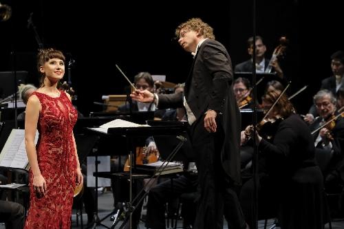 """Maria Kataeva gewinnt den 1. Preis des internationalen Gesangswettbewerbs """"Die Meistersinger von Nürnberg"""""""