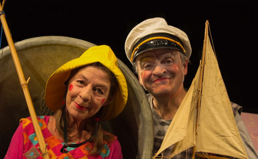 Der Fischer, seine Frau und das Fischstäbchen und Theaterspektakel mit der Waldfee