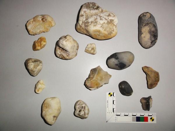 """Steinzeitliche Geräte in Werden entpuppen sich als seltene """"Mitreisende"""""""