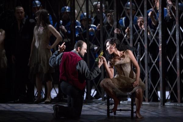 """Start in die Opernsaison mit zwei Preisträgern in Bizets """"Carmen"""""""