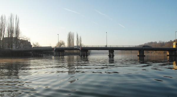 Bau der Kampmannbrücke wird teurer