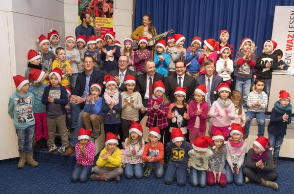 """""""Lasst uns Weihnachtslieder singen"""": Erstmals großes Weihnachtslieder-Singen in der Grugahalle"""