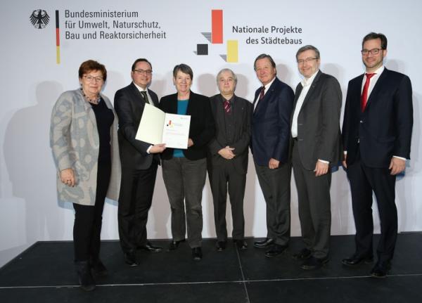 Bund fördert Umbau der Salzfabrik auf dem UNESCO-Welterbe Zollverein zum Schaudepot des Ruhr Museums mit 3,5 Millionen Euro.