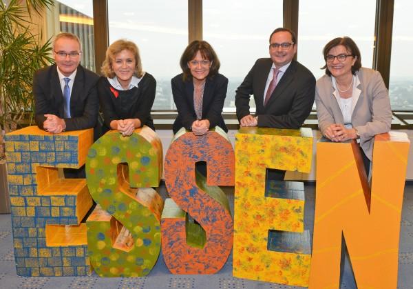 Spitzengremien des Deutschen Städtetages berieten in Essen
