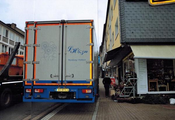 Leserbrief zum Verkehrskonzept/Neuer Markt in Essen-Werden