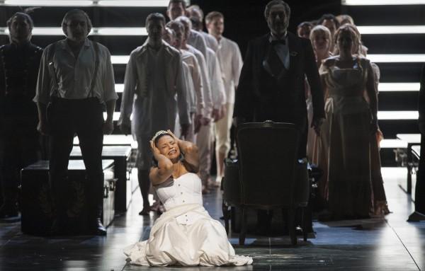 "Verdis ""Aida"" zum Jahresbeginn im Theater Duisburg"