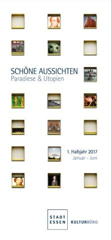 Kulturgeschehen 2017 – Essens Kulturprogramm