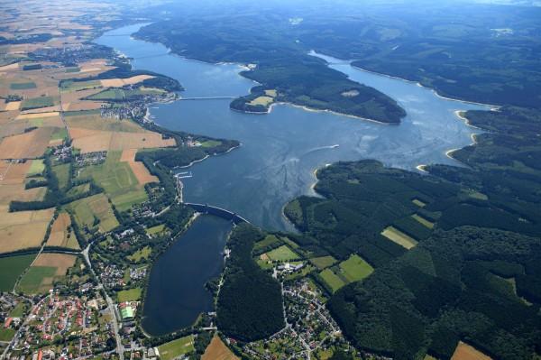 Ruhr-Einzugsgebiet verzeichnete 2016 das trockenste zweite Halbjahr seit 1927