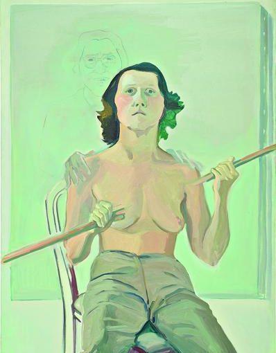 Maria Lassnig – Museum Folkwang zeigt die zentralen Körperbilder der österreichischen Ausnahmekünstlerin.