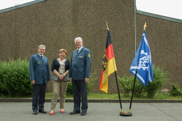 Im November 2017 zieht das THW vom Hesselbruch in ihre neue Liegenschaft an der Zeche Bonifatius (Kray).