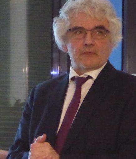 Andreas Bomheuer, Dezernent für Kultur und Sport der Stadt Essen