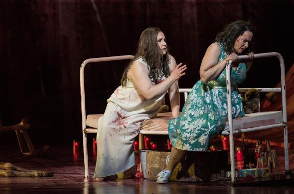 """Richard Strauss' """"Elektra"""" kehrt für zwei Vorstellungen im Aalto zurück"""