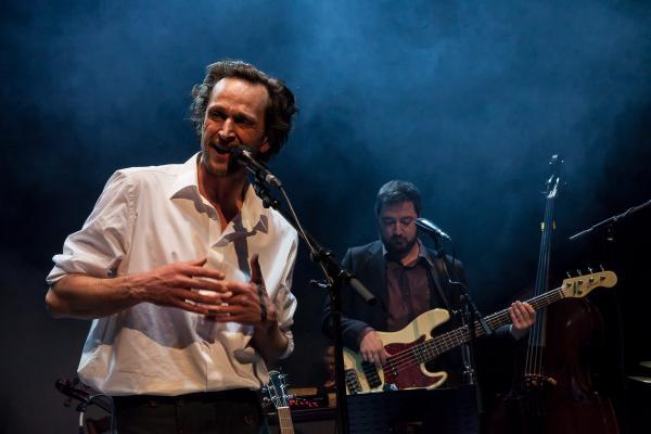 """Neue Aufführung von """"Dylan. A Tribute"""" – Szenisches Konzert von und mit Jürgen Sarkiss & Band"""