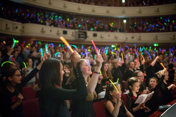 Projektchor lädt Sing-Begeisterte ab 12 Jahren zum Mitsingen ein