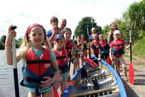JHE-Sommerferien: sechs Wochen Spaß im ganzen Stadtgebiet!