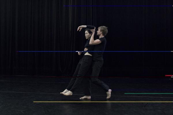 Folkwang Tanzstudio mit zwei Uraufführungen