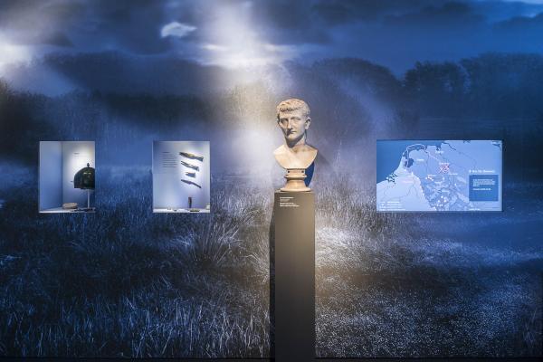 """""""Triumph ohne Sieg"""": LWL-Museum präsentiert Ausstellung über Roms Ende in Germanien Haltern"""
