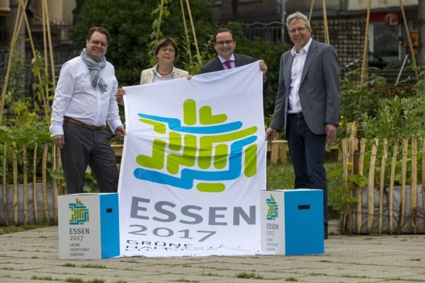 Grüne Hauptstadt Europas – Essen 2017: Bürgerengagement und nachhaltige Projekte im Fokus