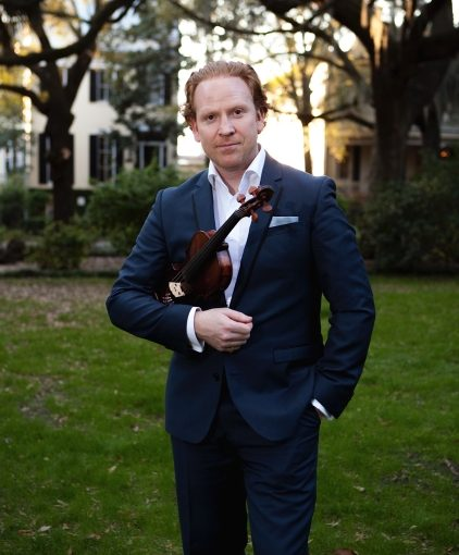 Daniel Hope übernimmt Residenz an der Philharmonie Essen