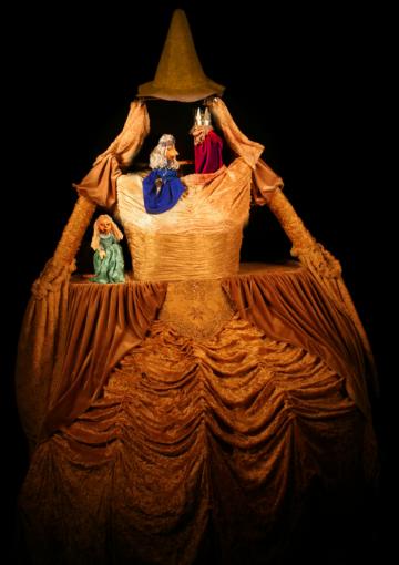 Kindertheater im Grugapark am Wochenende mit Dornröschen und dem Froschkönig