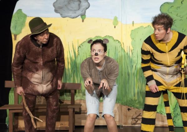 Kindertheater im Grugapark am letzten Ferienwochenende