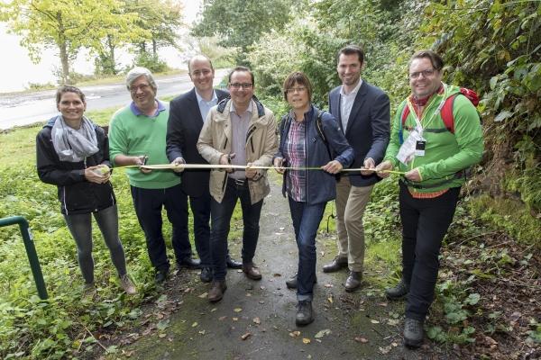 Essen 2017 eröffnet Rundwanderweg um den Baldeneysee