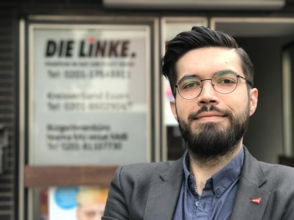 Bundestagswahl 2017 – Unser Gespräch mit Daniel Kerekeš(Linke)