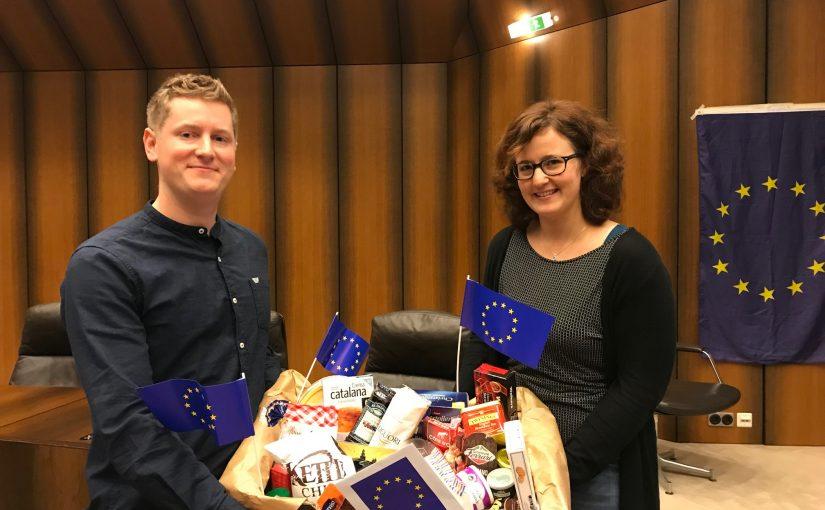 Dein Wunsch für Europa – Pulse of Europe im Essener Ratssaal