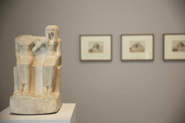 Nofretete, Ramses und Osiris