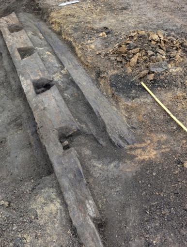 Archäologisches am Fängershof