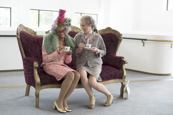 """Aalto-Theater: Besondere Ausgabe von """"It's Teatime"""" vor Weihnachten"""