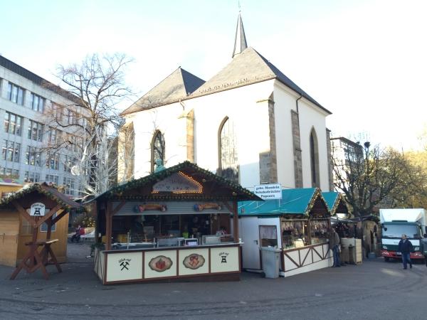 Weihnachtsmarkt ohne fröhliche Einnahmeerwartung