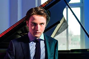 Bühnenkarten für Konzert mit Daniil Trifonov erhältlich