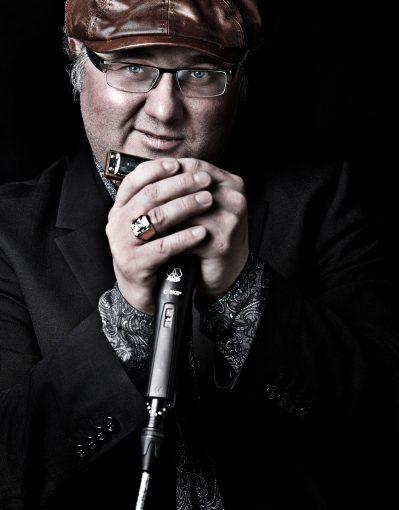 CHRIS KRAMER – Der Blues-Entertainer & Geschichtenerzähler beim RECKLINGHÄUSER HURZ