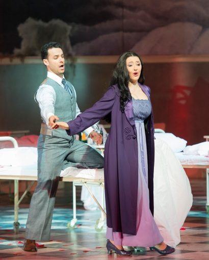 """Verdis """"La Traviata"""" ist wieder am Aalto-Theater zu sehen"""